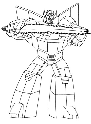 Voltron lion free colouring pages for Voltron coloring pages free